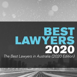 The Best Lawyers in Australia 2020 edition released